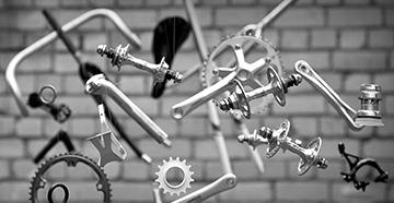Почему велосипед скрипит во время езды?