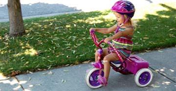 Выбор первого велосипеда для ребенка: на что нужно обращать внимание?