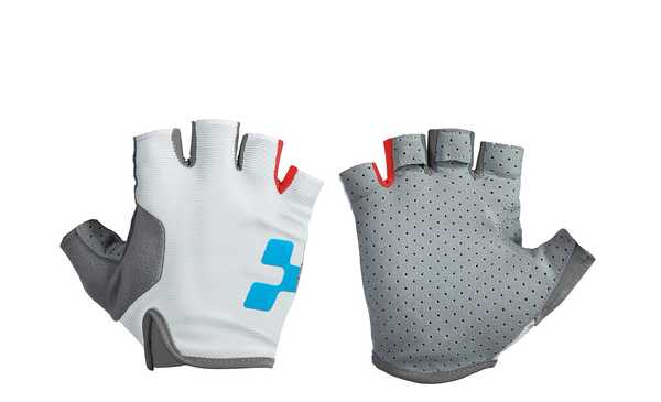 Велоперчатки Cube Performance gloves TEAMLINE SHORTFINGER