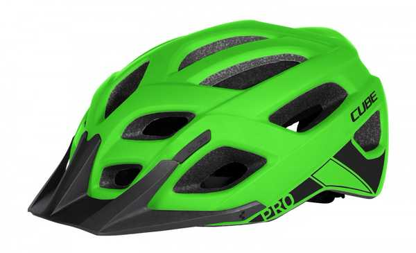 Шлем Cube Helmet Pro green´n´black