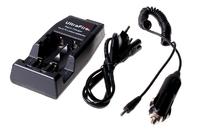 Зарядное устройство WF-139 18650 Li-Ion+автоадаптер