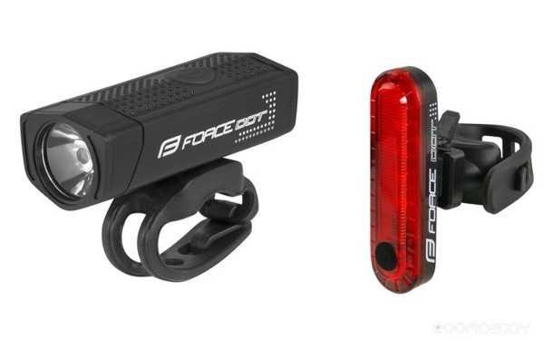 Комплект света FORCE Dot USB