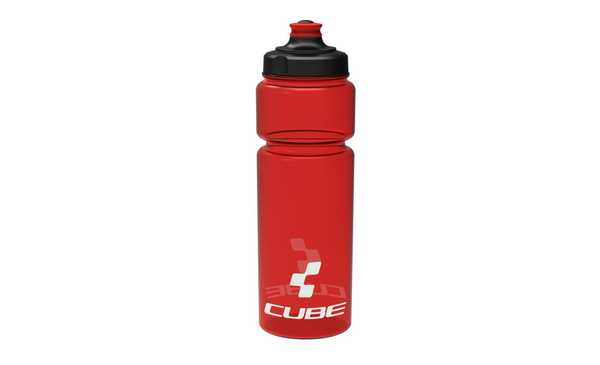 Фляга CUBE BOTTLE 0.75L ICON red