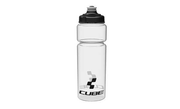 Фляга CUBE BOTTLE 0.75L ICON transparent