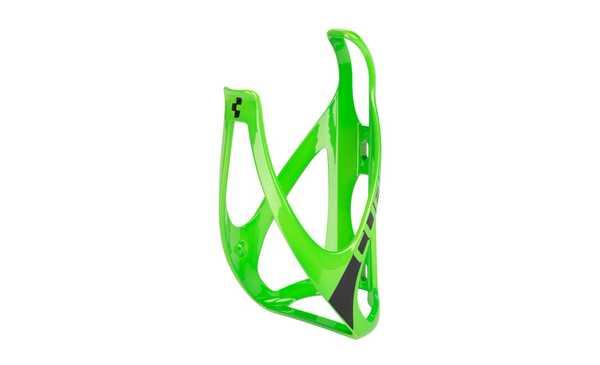 Флягодержатель CUBE BOTTLE CAGE HPP matt green/black