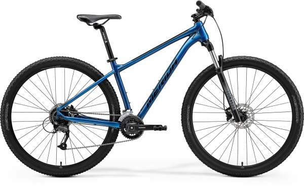 Merida Big.Nine 60-3x (Blue/Black, 2021)