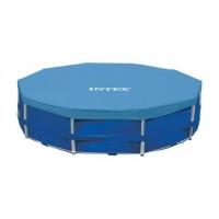 Тент-чехол для каркасных бассейнов Intex (305 см). 28030
