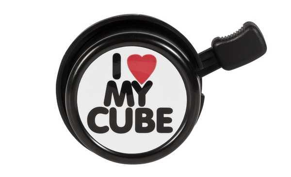 Звонок BELL I LOVE MY CUBE
