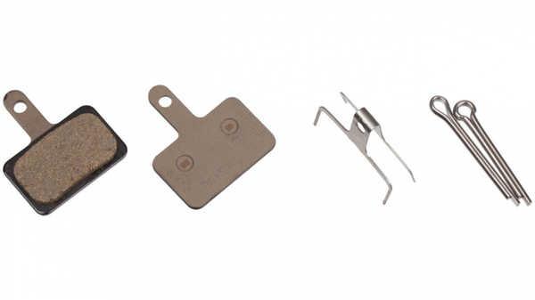 Колодки тормозные Shimano B01S для дисковых тормозов, полимер
