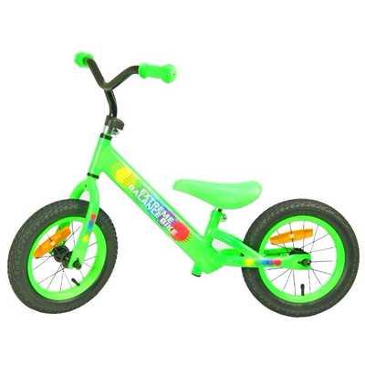 Беговел  Extreme Balance Bike green