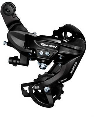 Переключатель задний Shimano Tourney RDTY 300D, 6/7 speed