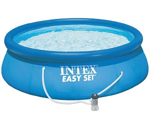 Бассейн Intex Easy Set, 366х76см, 5621л, фильтр-насос. 28132
