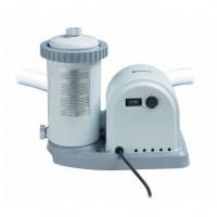 Фильтр-насос с картриджами 1500 галлонов (220-240 вольт), 1500 гал/час. 28636
