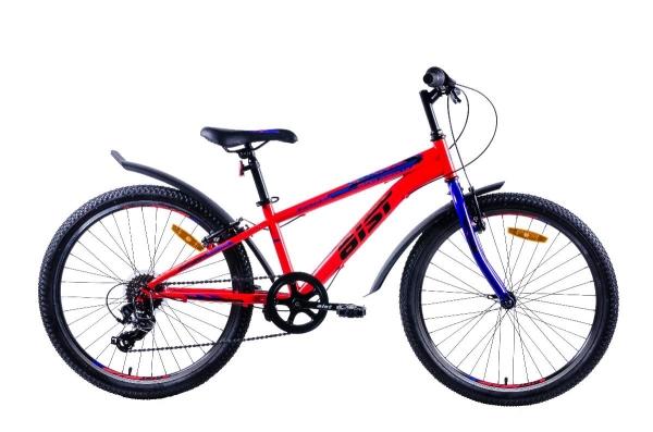 Велосипед AIST Rocky Junior 1.0 2021 (красный)