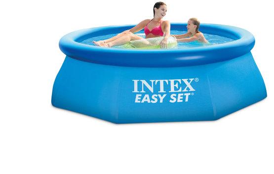 Бассейн Intex Easy Set, 305х76см, 3853л, фильтр-насос 1250л/ч. 28122