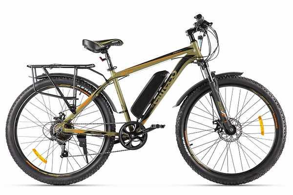 Электровелосипед Eltreco XT 800