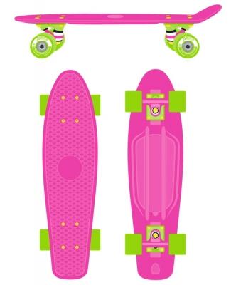 Пенниборд (скейтборд) RIDEX Doll