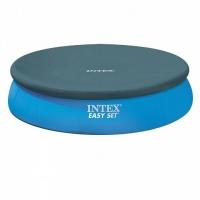 Тент-чехол для бассейнов Intex Easy Set (221х30 см). 28020