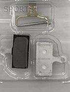 Тормозные Колодки Shimano G01A XTR/SLX