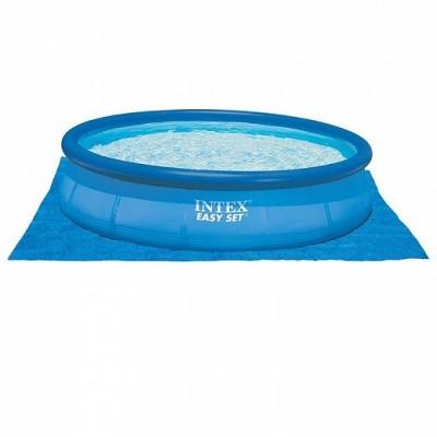 Наземное покрывало для бассейнов (472*472 см). 28048