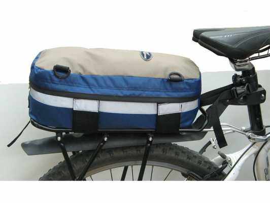 """Велосумка на багажник Турлан """"Крок-8"""""""