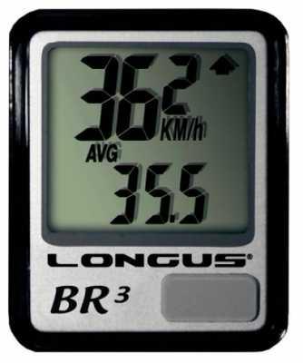 Велокомпьютер Longus BR-3