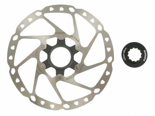 Ротор Shimano RT64, 203 mm, Center lock