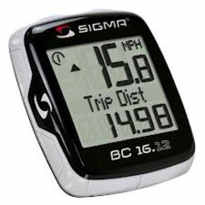 Велокомпьютер Sigma BC 16.12