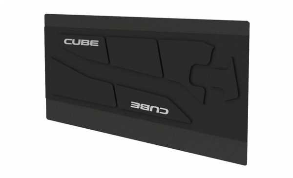 Защита пера CUBE CHAIN STAY PROTECTION hardtail black