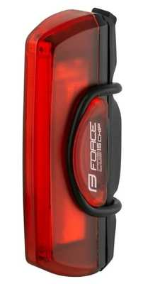 Фонарь задний FORCE Cob USB