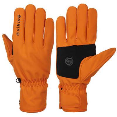 Велоперчатки Viking 135/12/4740 (оранжевые)