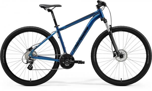 Merida Big.Nine 15 (Blue/Black, 2021)