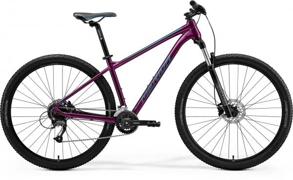 Merida Big.Nine 60-3x (Purple/Teal-Blue, 2021)