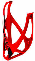 Флягодержатель CUBE BOTTLE CAGE HPP matt red/black