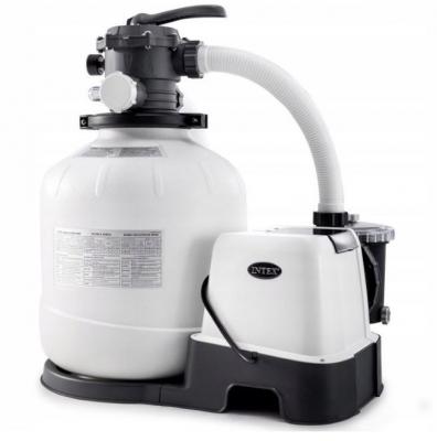 Песочный фильтр-насос Intex Krystal Clear (26644)