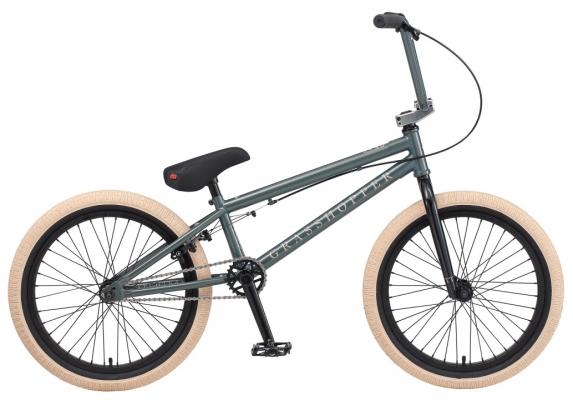 """BMX TT GRASSHOPPER 20"""" (оливковый)"""