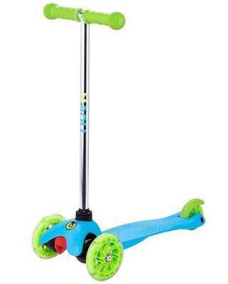 Самокат детский RIDEX Zippy 3D (80 мм, 120 мм)