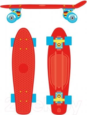 Пенниборд (скейтборд) RIDEX Popsicle
