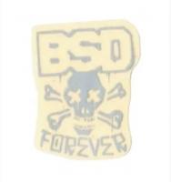 Стикер BSD 1991 Established 2021 Mega Promo (Mix-color)