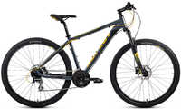 "Aspect Stimul 29"" (Gray/yellow) 2020"