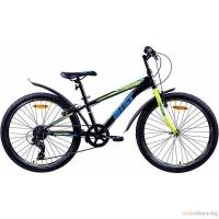 Велосипед AIST Rocky Junior 1.0 2021 (черный)